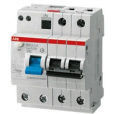 Автомат дифференцального тока 4мод. DS202 M AC-C16/0,03