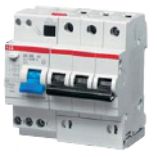 Автомат дифференцального тока 5мод. DS203 AC-C6/0,03 2CSR253001R1064