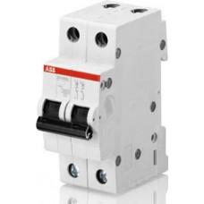 Автомат.выкл-ль 2-полюсной S202M K2UC
