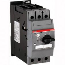 Автоматич. выключ. MS495-90 25 кА с регулир. тепловой защитой 70А…90А Класс тепл. расцепит. 10 Автоматич. выключ. MS495-75 25 кА с регулир. тепловой защитой 57А…75А Класс тепл. расцепит. 10
