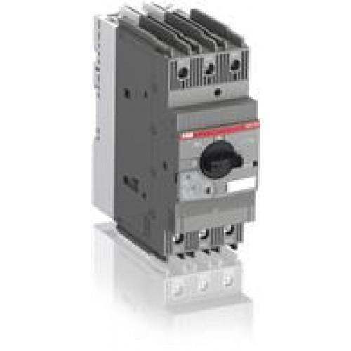 Автоматичатель выключеский MS165-65 25кА с регулир. тепловой защитой 52А-65А Класс тепл. расцепит. 10 1SAM451000R1017
