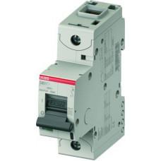 Автоматический выключатель 1 полюс. S801C C10