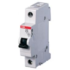 Автоматический выключатель 1-полюсной S201 C20