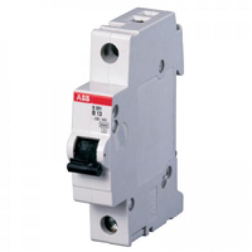 Автоматический выключатель 1-полюсной S201 C4 2CDS251001R0044
