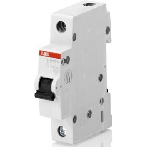 Автоматический выключатель 1-полюсной SH201 C 16 2CDS211001R0164