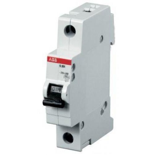 Автоматический выключатель 1-полюсный S201P B16 2CDS281001R0165