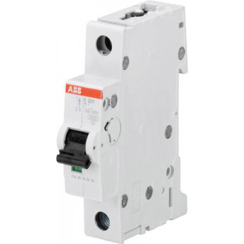 Автоматический выключатель 1-полюсный S201P C3 2CDS281001R0034