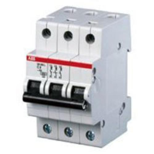 Автоматический выключатель 3-полюсной S203 K4 2CDS253001R0337