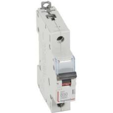Автоматический выключатель DX3 1П B50A 6000/10kA