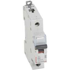 Автоматический выключатель DX3 1П B6A 6000/10kA
