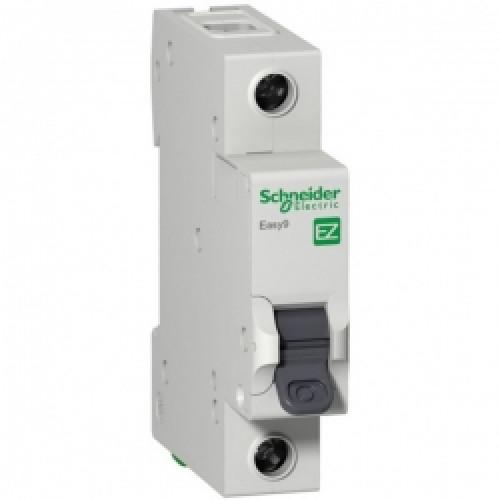 Автоматический выключатель EASY 9 1П 50А С 4,5кА 230В =S= EZ9F34150