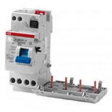 Блок дифференциального тока 2мод. DDA204 AC-25/0,3