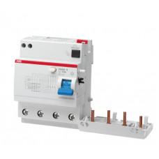 Блок дифференциального тока 4мод. DDA204 A S-63/0,1