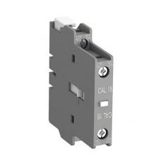Блок контактный дополнительный CAL18-11B боковой 1HO1НЗ для контакторов АF400-АF1650