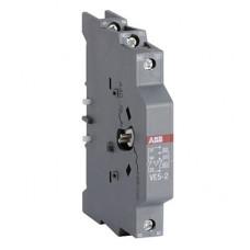Блокировка реверсивная электро-механическая VЕ5-2 для контакторов AX50 ... AX80