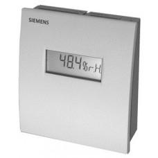Датчик влажности и температуры комнатный, DC0…10V,  0…95%, -15…+50 ºC, дисплей