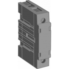 Дополнительный силовой полюс OTPS40FPN1 (монтаж слева) для рубильников ОТ16..40F3