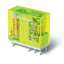 Электромеханическое реле безопасности (реле с принудительным управлением контактами);  2CO 8A; катушка 24В DC; упак=10шт