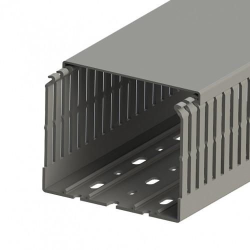 KKC 1008; Перфорированный короб, 100x80 (ШхВ)  (16м/упак) 551022
