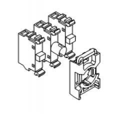 Контактный блок MCB-10B для монтажа в боксы 1НО