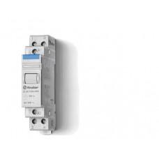 Модульный контактор; 1NO 20А;  катушка 24В DС;