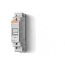 Модульный контактор; 2NC 20А;  катушка 230В АС;