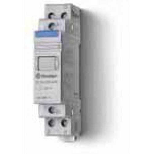 Модульный контактор; 2NC 20А;  катушка 24В DС; 222490244000