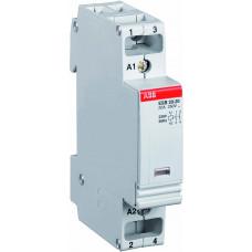 Модульный контактор ESB-20-11 (20А AC1) 220 В АС