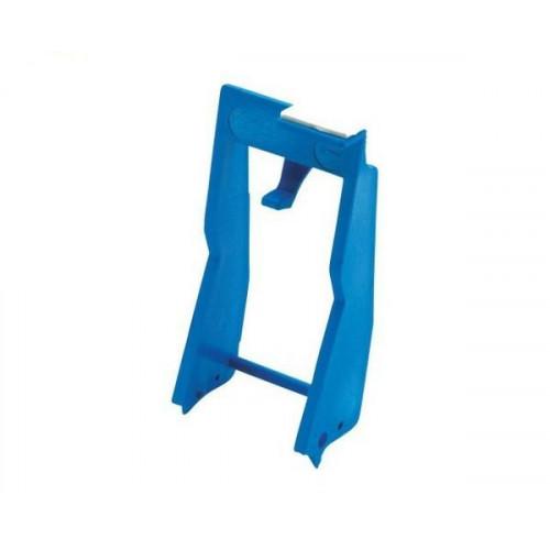 Пластиковая клипса для розеток 94.02, 94.03, 94.04, 94.82.3, 94.84.3; синий 094913