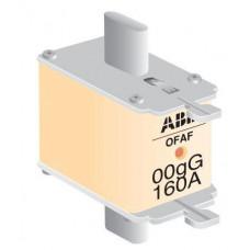 Предохранитель OFAF000H10 10A тип gG размер000, до 500В