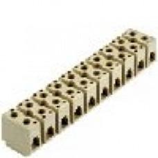 Приборные клеммы, 10х6 мм.кв.; PSK2/10