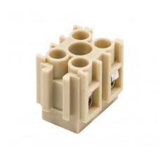 Приборные клеммы (наборные), 2х2,5 мм.кв.; PSK1/2