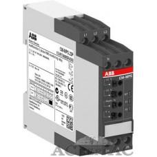 Реле контроля CM-MPS.41S без контр нуля, Umin/Umax=3х300-380В/420- 500BAC, 2ПК, винтовые клеммы
