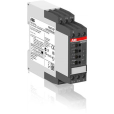 Реле контроля напряжения CM-EFS.2S (AC/DC (Umin 3В, Umax 600В AC) c реле времени, питание 24-240В AC/DC, 2ПК, винтовые клеммы