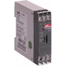 Реле времени CT-ERE (задержка на включ.) 24В AC/DC, 220-240В AC (временной диапазон 0,3..30с.) 1ПК
