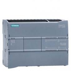 SIMATIC S7-1200, КОМПАКТНОЕ CPU 1215C, AC/DC/RELAY, 2 ПОРТА PROFINET, ВСТРОЕННЫЕ ВХОДЫ/ВЫХОДЫ: 14 DI