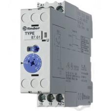 Реле врем задержка на откл. с 1 переключ контакт (24...240)V AC/DC 5A