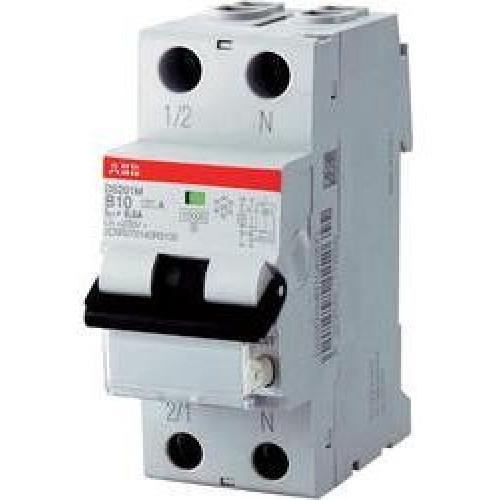 Выключатель автоматический дифференциального тока DS201 C6 AC30 2CSR255040R1064