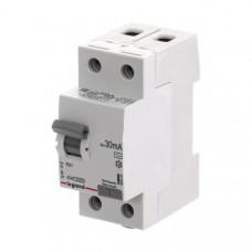 Выключатель дифференциально тока RX3 ВДТ 30мА 63А 2П AC