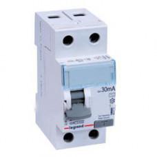 Выключатель дифференциального тока (УЗО) 2п 25А 30мА TX3 АC