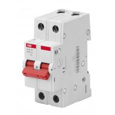 Выключатель нагрузки 2P, 50A, BMD51250