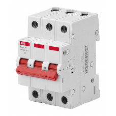 Выключатель нагрузки 3P, 25A, BMD51325